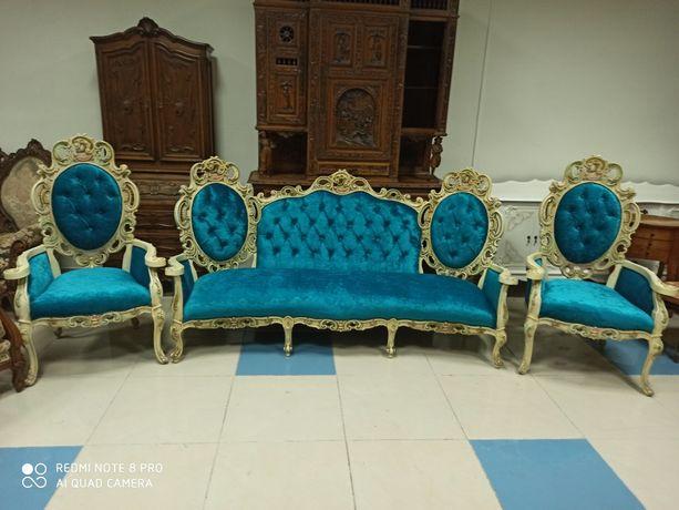 Диван +2 крісла з Італії