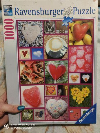 Puzzle 1000 szt / nowe