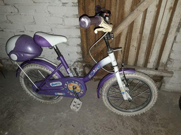 Rower,  rowerek dziecięcy, dla dziewczynki