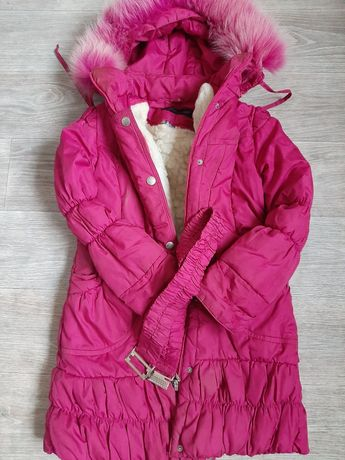 Куртка довга, пальто