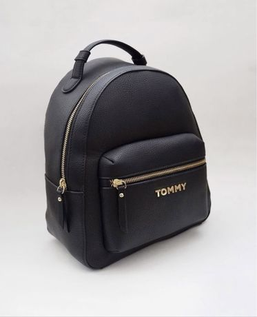 Черный рюкзак Tommy Hilfiger. Оригинал.
