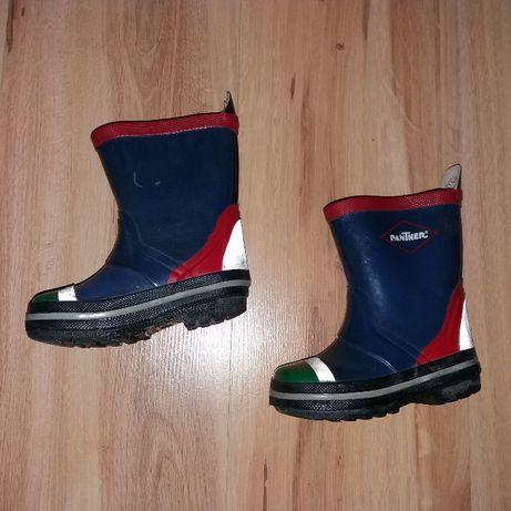 gumiaczki buty 22 buciki kalosze gumiaki