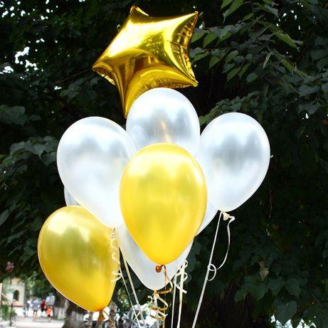 Гелиевые шары, шарики, гелий, воздушные шары