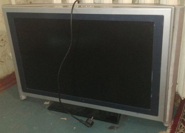 плазменный телевизор с колонками
