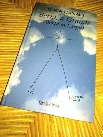 Livro Berta A Grande - Cuca Canals