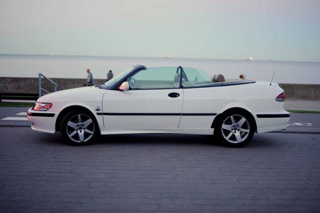 Saab 9-3 2.0t kabriolet