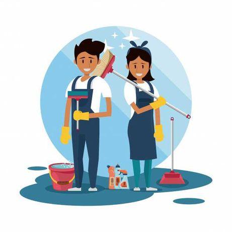 Usługa sprzątanie ośrodków, biur, domków, sklepów, hoteli, mieszkań