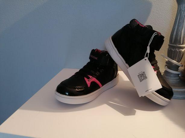 Nowe geox respira sneakersy trzewiki