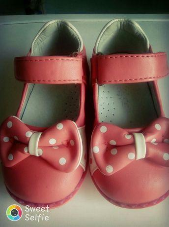 Туфельки для девочки,размер 21