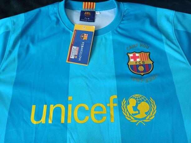 Camisola Oficial Loja FC Barcelona - Edição Comemorativa (Henry 14)