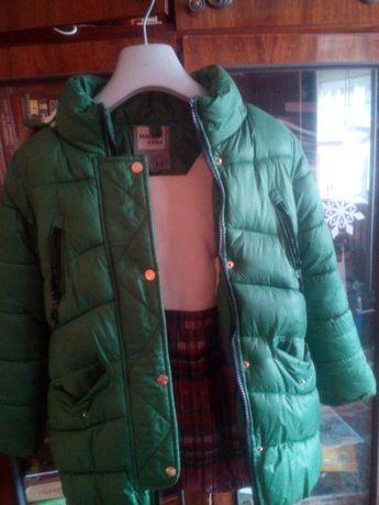 Продам куртка дівчача