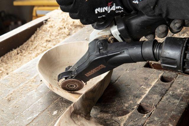 mini szlifierka frezarka do drewna rzeźbienia stolarski frez carver