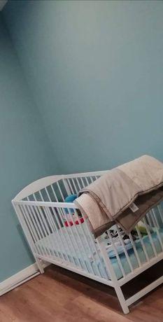 Oddam łóżeczko dla dziecka