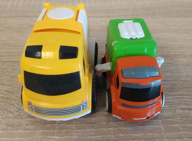 Машинки грузовики, руль