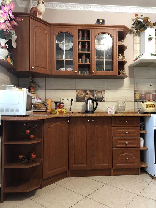 Кухня класична+плита+витяжка+мийка Львов - изображение 1