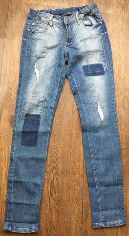 Multiblu джинсы немецкие для девочки подростковые р.170