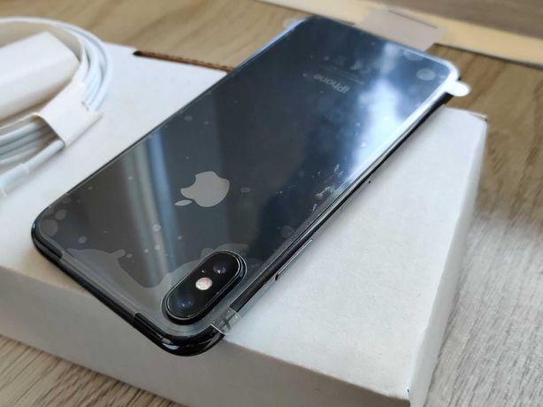 iPhone X 64GB SILVER SREBRNY Biały Szary Grey Gwarancja Sklep