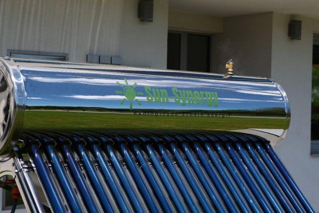 Kolektory Słoneczne Ciśnieniowe 100L Nierdzewny 150,200,240L
