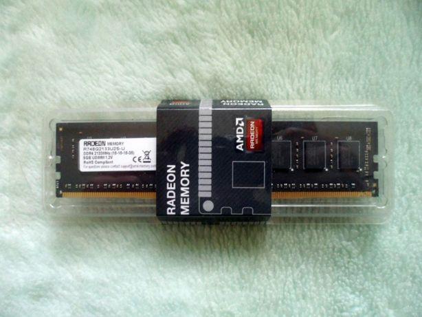 Оперативна пам'ять DDR4 AMD Radeon 2133 МГц 8 Гб