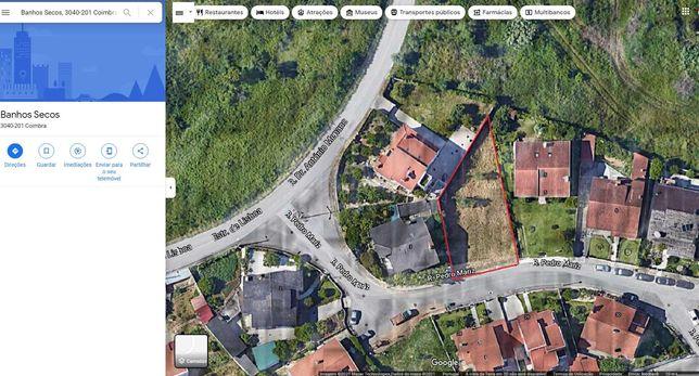 Lote de terreno para construção de Moradia na Urb. dos Banhos Secos