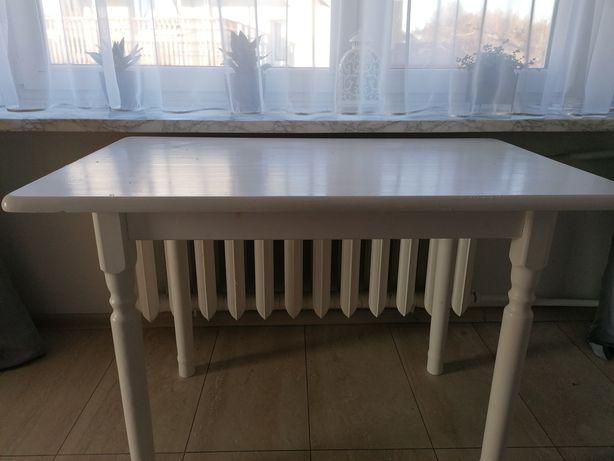 Stół biały 110x65