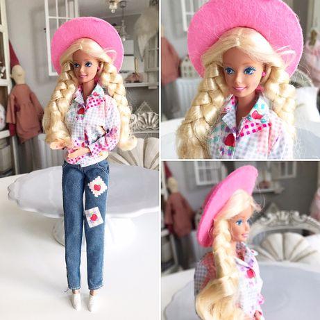 Kolejcjonerska lalka Barbie mattel