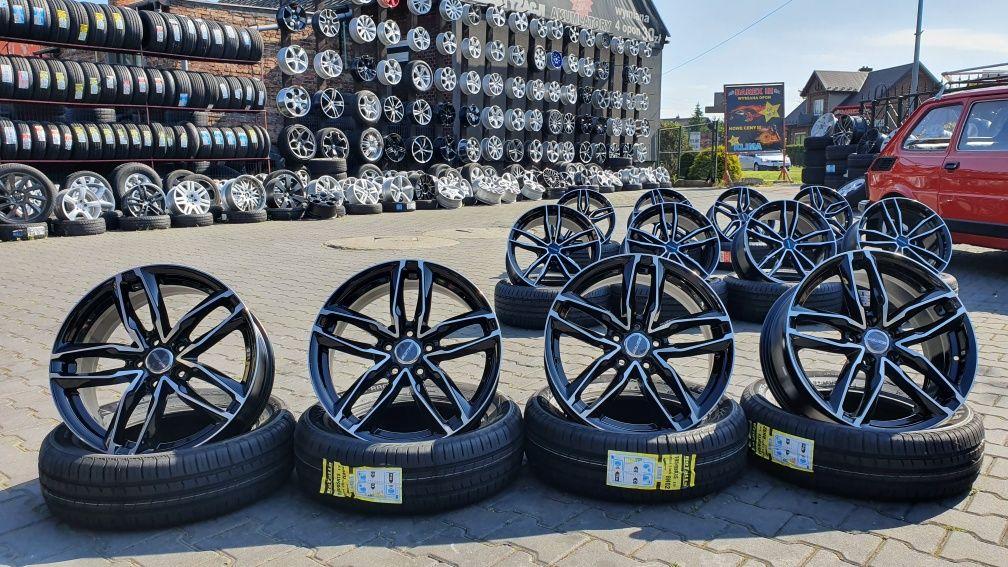 """Felgi aluminiowe 18"""" 5x112 8j et45 Vw Audi Seat Skoda Mercedes itp."""
