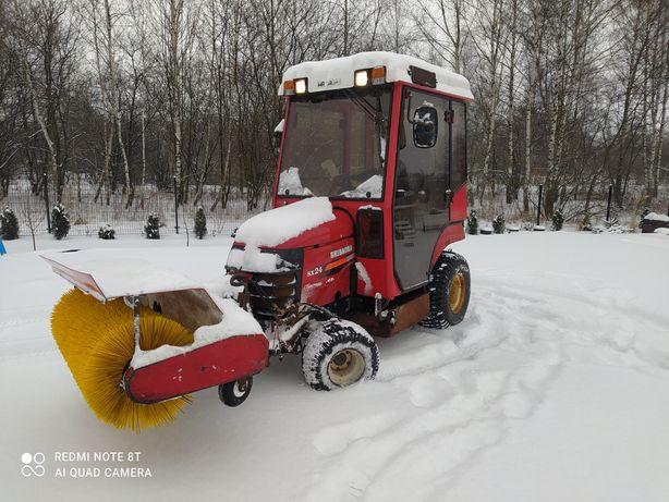 Traktorek komunalny Shibaura SX 24 HST 4x4 214 Mth