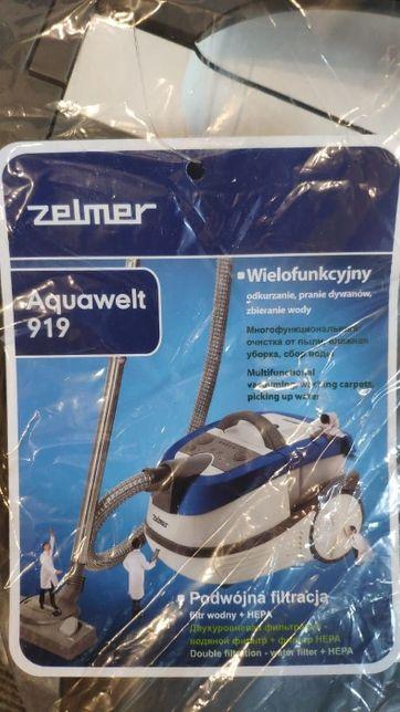 Пылесос Zelmer aquawelt 919