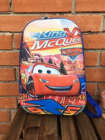 Крутой Детский рюкзак тачки / McQueen