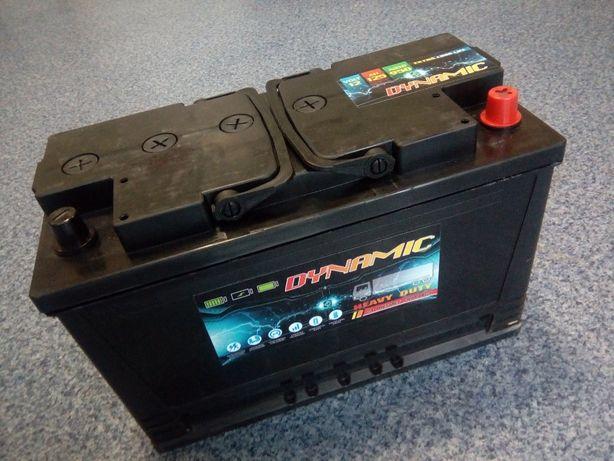 Akumulator DYNAMIC 12V 125Ah 950A Jasło