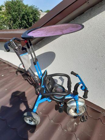 Дитячий велосипед для хлопчика TURBO TRIKE