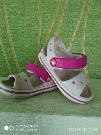 Детские Crocs для самых маленьких