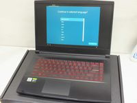 "**Nowy Laptop MSI GF63 Thin 15,6""/i5/8GB/512GB/Win10-Lombard Stówka**"