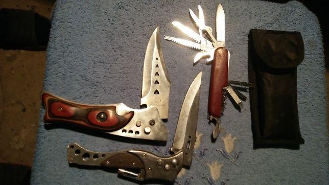 noże na ryby, grzyby