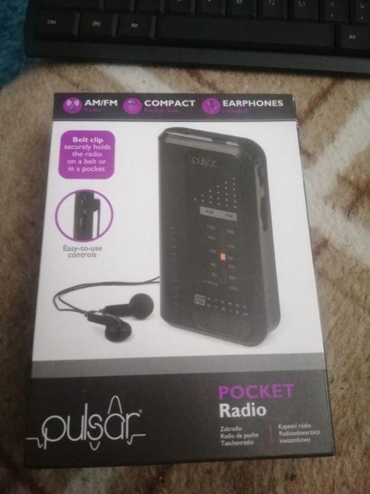 radio kieszonkowe nowe Skarszewy - image 1