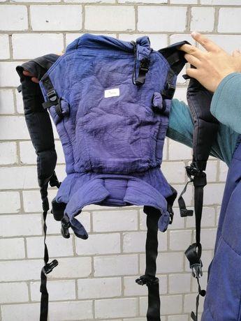 Ерго-рюкзак DI SLING adapted Navy, 2 РОЗМІР