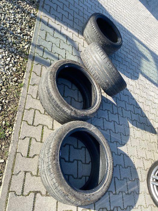 Opny letnie BMW Dunlop SportMAX 245/45 i 275/40 R19 Radom - image 1