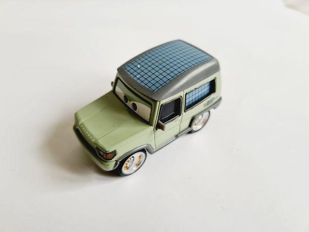 Auta Cars Mattel
