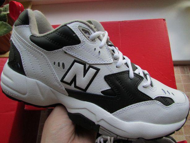 ботинки кроссовки New Balance 608 кожа по стельке 27,5 и 28,5 см