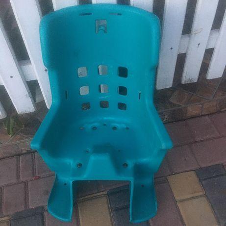 Продам бу крісло для велосипеда!