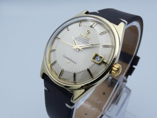 OMEGA Constellation AUTOMATIC _Pie Pan__1970r