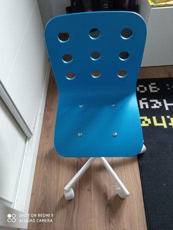 Cadeira secretária azul criança