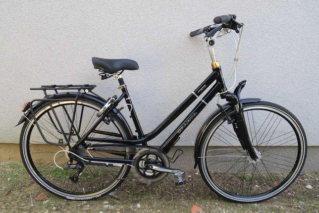 Wygodny rower holenderski Sparta Argeon Shimano Deore