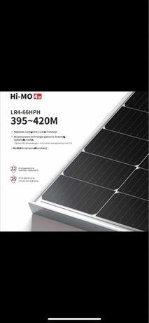 Panele fotowoltaiczne LONGi Solar 415W Half-Cut/ 35mm/ srebrna rama