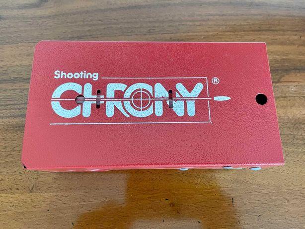 Shooting Chrony Model Alpha