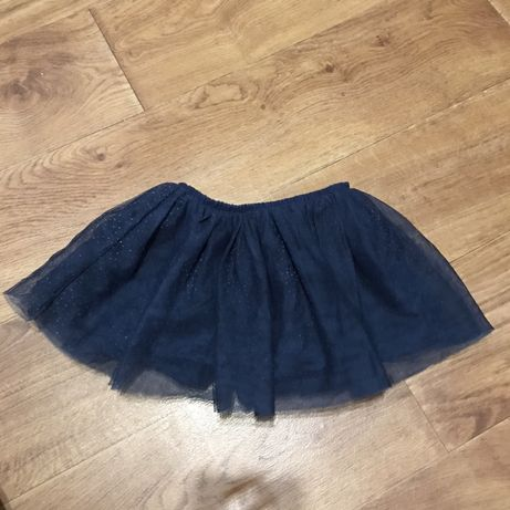 Фатиновая, пышная юбка Zara, на девочку 2-3года
