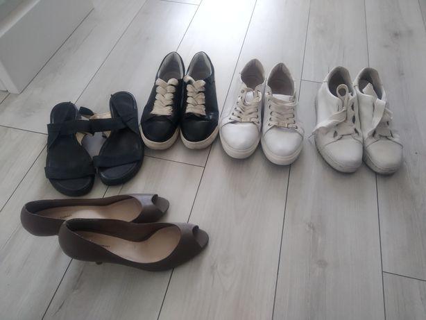 Взуття ,кеди ,шкіряне у хорошому стані