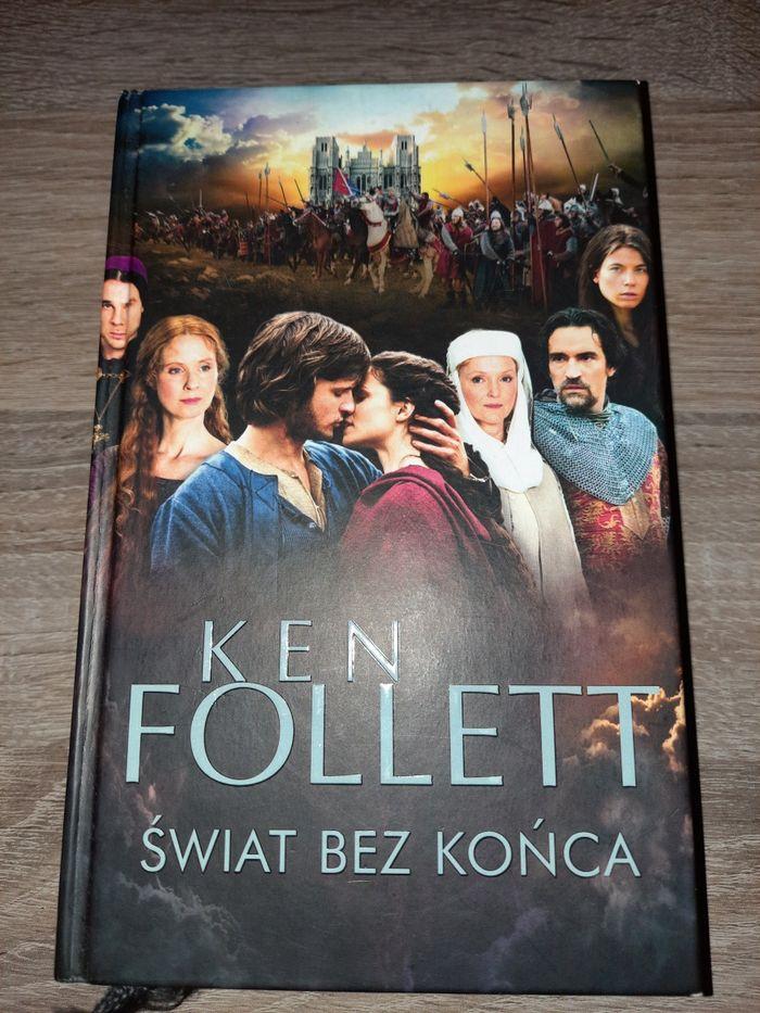 Ken Follett     Świat bez końca Szczecin - image 1