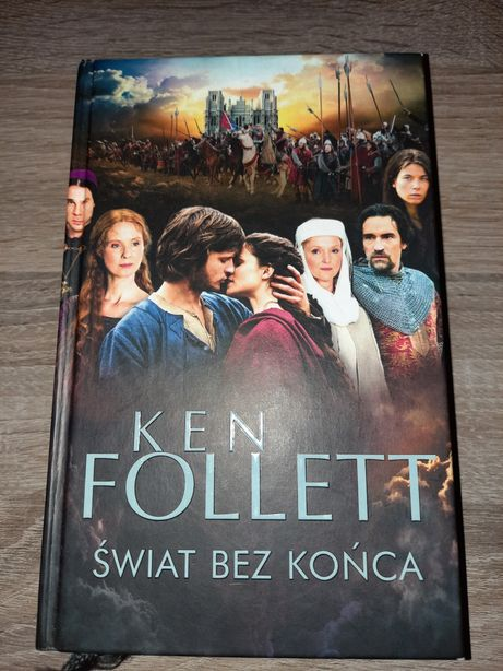 Ken Follett     Świat bez końca